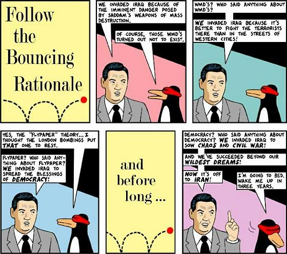 Tom Tomorrow at This Modern World
