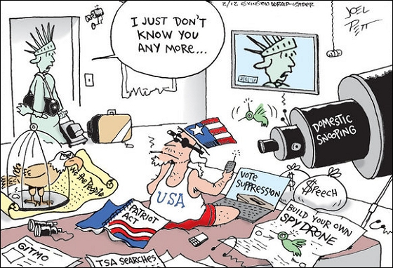 by Joel Pett / Lexington Herald-Leader (February 28, 2012)