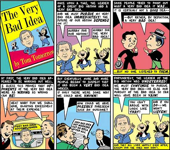 This Modern World by Tom Tomorrow