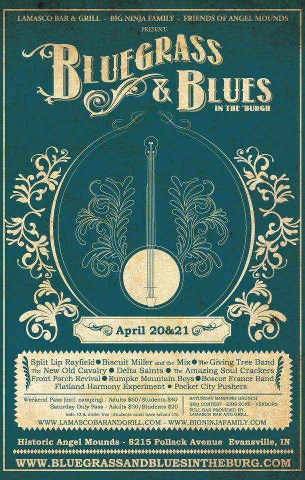 Kentuckiana Blues Society * Events Calendar